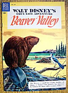 Walt Disney's Beaver Valley Comics #625 - 1955 (Image1)