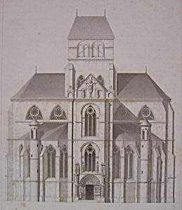 Eglise De Notre Dame, A Treves (Image1)