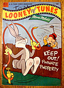 Looney Tunes Comic #141 - July 1953 (Image1)