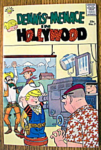 Dennis The Menace Comic #7-winter 1959-hollywood
