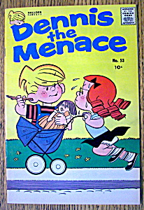 Dennis The Menace Comic #53-August 1961-A Night Out (Image1)