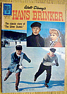 Walt Disney's Hans Brinker Comic #1273 - March-May 1962 (Image1)