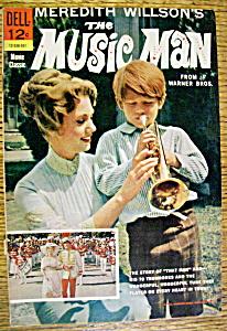 The Music Man Comic #12-538-301 - 1963 (Image1)