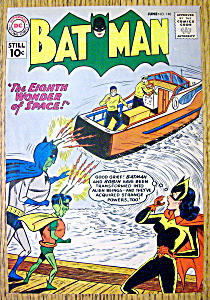 Batman Comic Cover-June 1958-Batman & Robin (Image1)