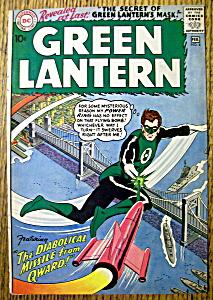 Green Lantern Comic Cover-February 1960-Green Lantern (Image1)