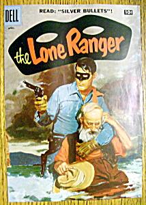 Lone Ranger Comic Cover-April 1950's (Image1)