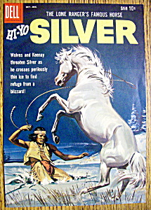 Lone Ranger's Horse Silver Comic Cover-Oct-Dec 1950's (Image1)