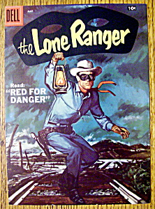 Lone Ranger Comic Cover-May 1950's (Image1)