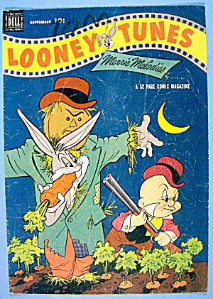Looney Tunes Comic Cover #131 September 1952