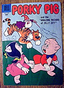 Porky Pig Comic # 53-July-August 1957 (Image1)