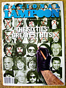 National Lampoon Magazine #68-march 1984