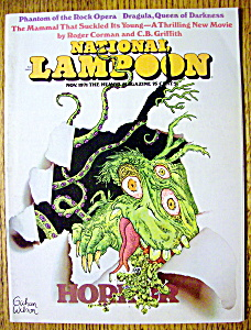 National Lampoon Magazine #20-november 1971