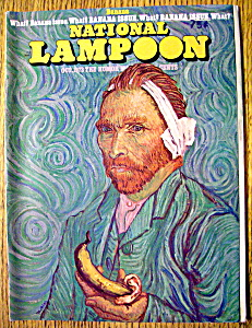 National Lampoon Magazine #43-october 1973