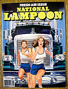 National Lampoon Magazine #23-june 1980