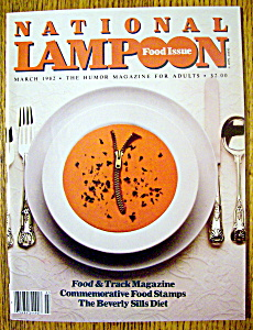National Lampoon Magazine #44-march 1982