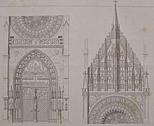Eglise De St Laurent A Nuremberg (Image1)