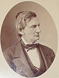 U.s. Attorney General William Evarts Cabinet Photo