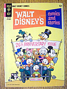 Walt Disney's Comics & Stories #12-september 1965