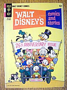 Walt Disney's Comics & Stories #12-September 1965 (Image1)