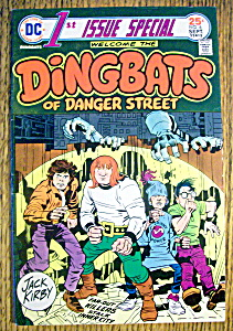 Dingbats Of Danger Street Comic #6-September 1975 (Image1)