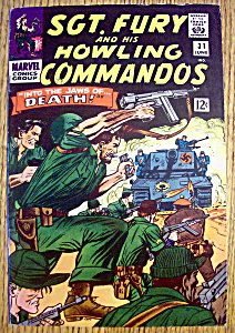 Sgt Fury & His Howling Commandos #31-June 1966 (Image1)