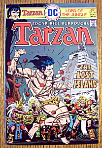 Tarzan (Lord Of The Jungle) Comic #241-September 1975 (Image1)