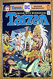 Tarzan (Lord Of The Jungle) Comic #242-october 1975