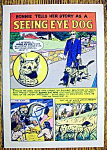 Seeing Eye Dog Booklet-1963 (Image1)
