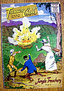 Treasure Chest Comic #19-may 25, 1961