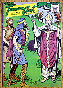 Treasure Chest Comic #14-march 16, 1961