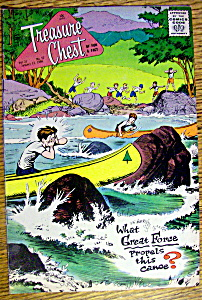Treasure Chest Comic #10-january 13, 1966