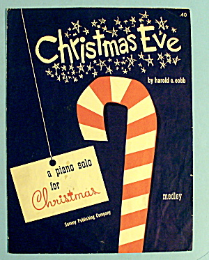 1936 Christmas Eve by Harold C. Cobb (Image1)