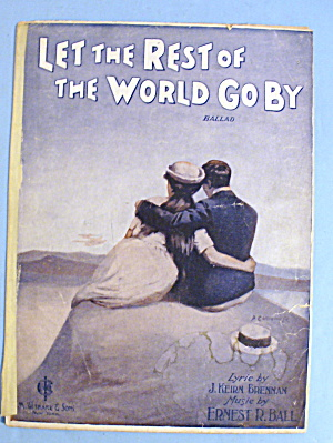 1919 Let The Rest Of The World Goby By J. Keirn Brennan