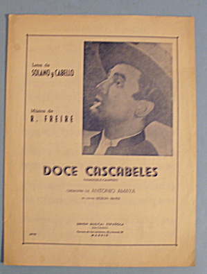 1953 Doce Cascabeles By Solano Y Cabello