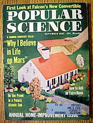 Popular Science Magazine-September 1962-Falcon (Image1)