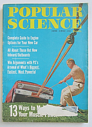 Popular Science Magazine-june 1962-rambler Is Champ