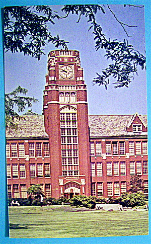 Postcard of Lane Technical High School (Chicago) (Image1)
