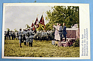 Blessings Of The Flags Postcard (Image1)