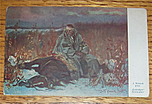 Grendyer, Grenadier By J. Kossak (Postcard) (Image1)