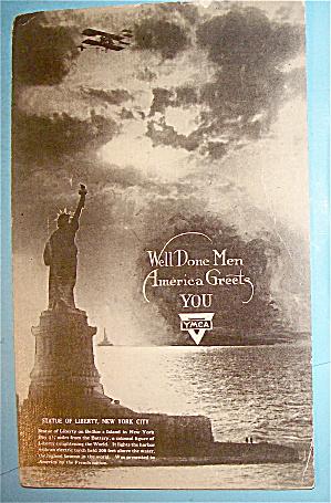 Statue Of Liberty, New York Postcard (Image1)
