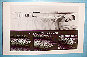 A Sailor's Prayer Postcard (Image1)