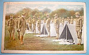 Shelter Tent Inspection Postcard (Image1)