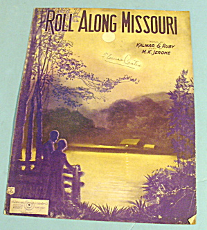 1923 Roll Along Missouri
