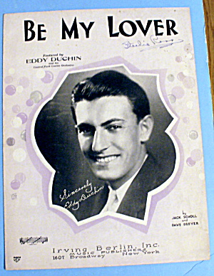 1932 Be My Lover Featuring Eddy Duchin