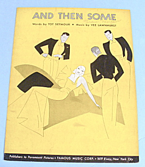 1935 And Then Some By Tot Seymour