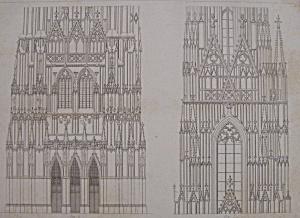 Eglise De St Etienne A Vienne (Image1)