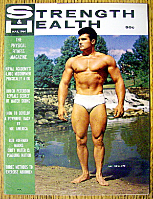 Strength & Health-val Vasilieff-march 1964