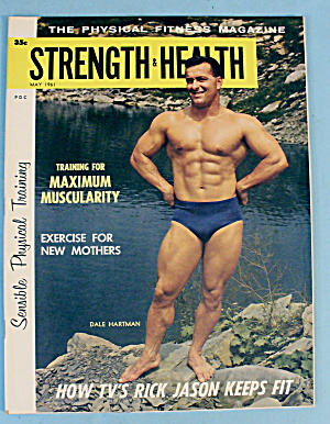 Strength & Health Magazine, May 1961 - Dale Hartman
