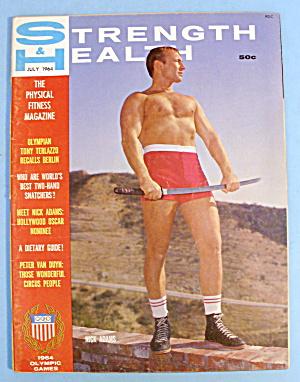 Strength & Health Magazine, July 1964 - Nick Adams