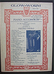 Sheet Music For 1932 Glow - Worm (Image1)
